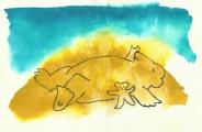 Wakey wakey Magnus Bear