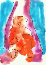 "Papa Bear says ""hello Magnus"""