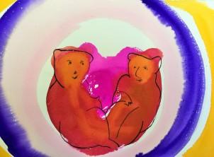 Sharing heart secrets