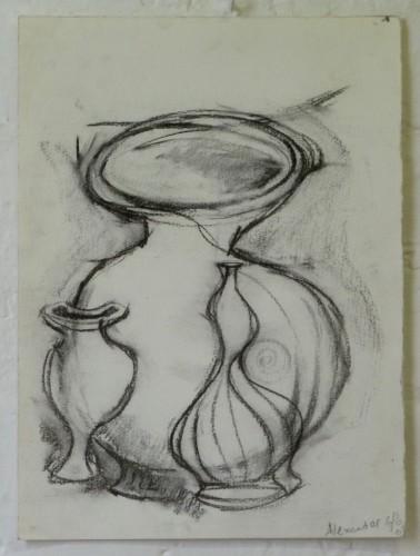 Vase sketch